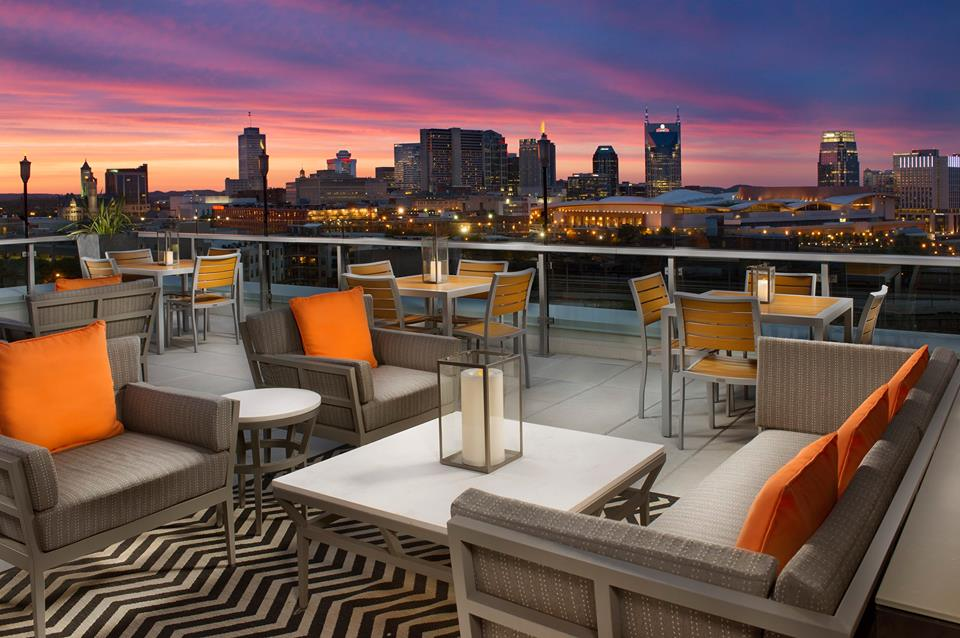 Nashville Rooftop - Up! A Rooftop Lounge