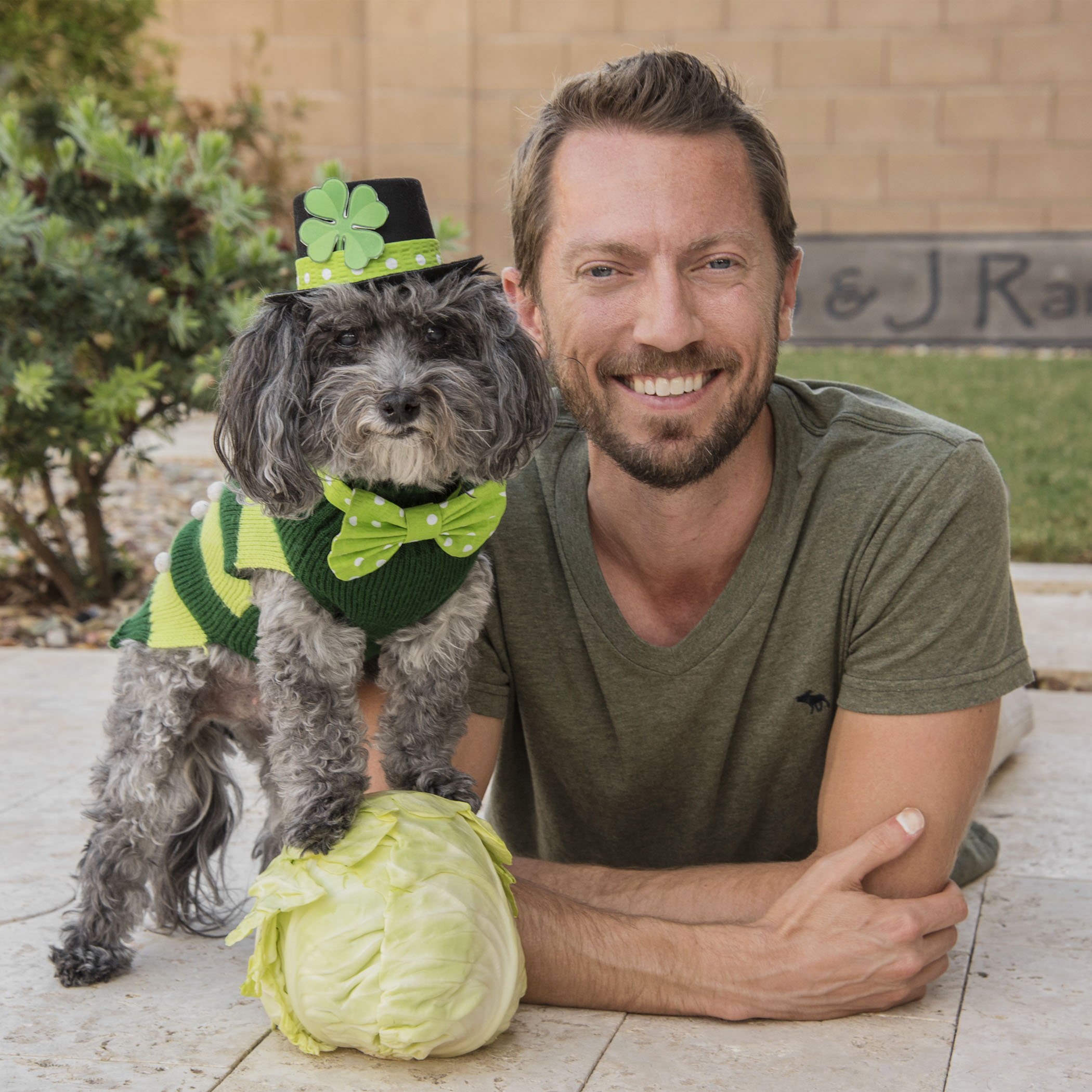 Riddle 3 - I'm a yummy addition to your St. Patrick's Day dinner. If you eat me a lot you might even get slimmer! What am I?   Answer - Cabbage