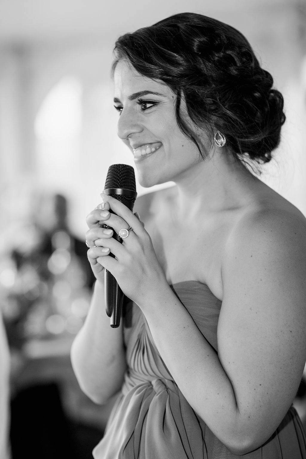 Hey! This is me, having a [MOH]ment at my dear friend Dana's wedding in 2015. Photograph by Katie Kett Photography