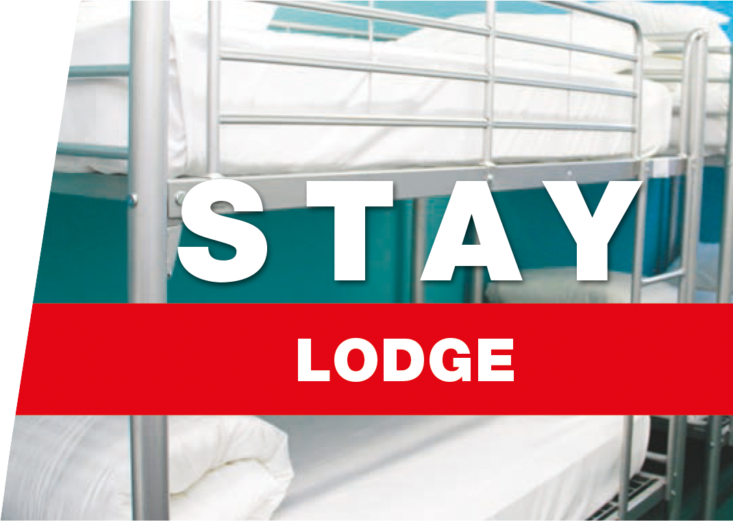 Our lodge style rooms are ideal for groups & families. Complete with a common area including a TV with Foxtel, kitchen facilities and a BBQ area.