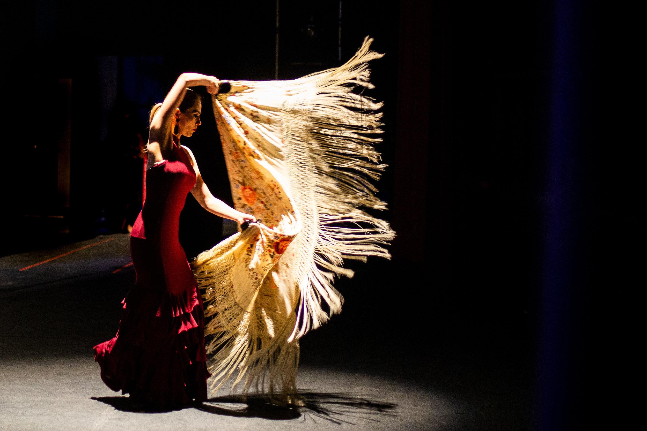 - Undebel Flamenco Performance at Petroleum Congress 2018