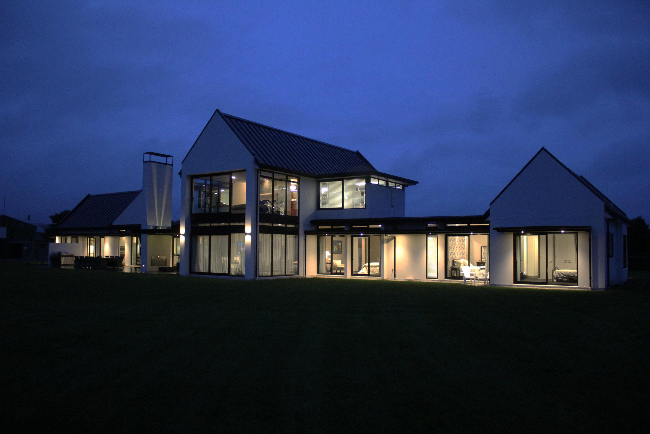 Canterbury Plains - Smart Lighting
