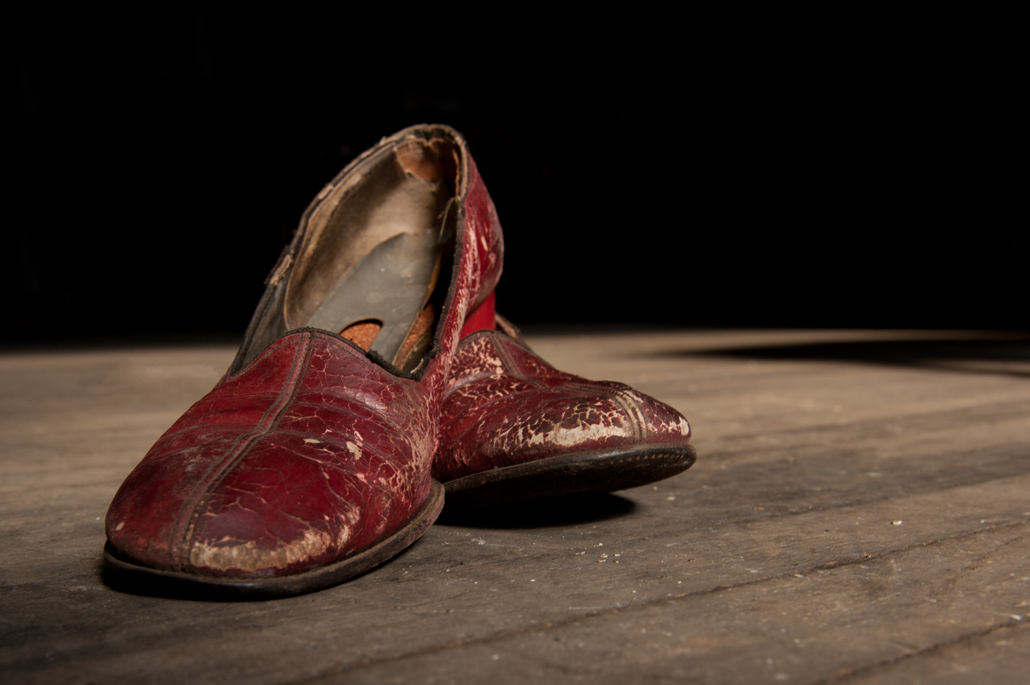 Abandoned Silk Mill_Boise Photographer_Red Shoes_2.jpg