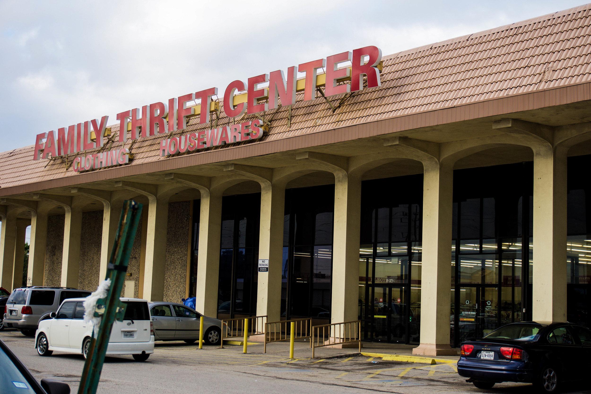 Family Thrift Center Thrift Store Review