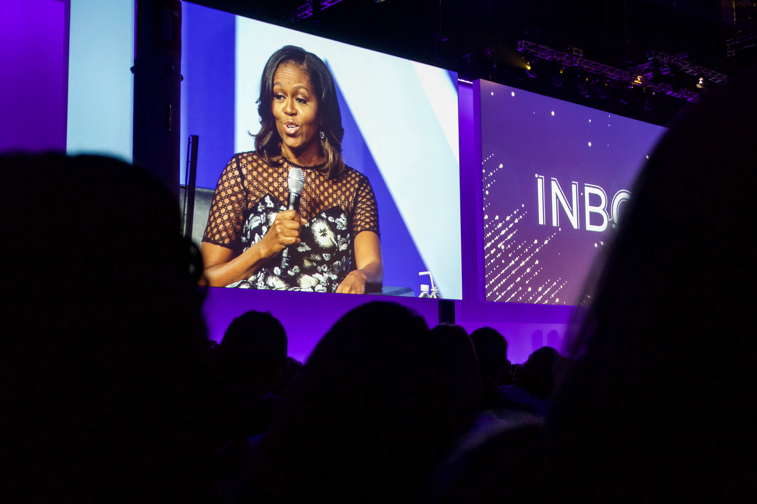 Michelle Obama at INBOUND 2017 - FLOTUS - first lady of the united states - interview with Roxane Gay.jpg