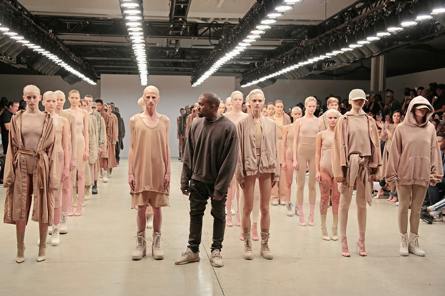 Yeezy Season 2  (Source: Randy Brooke/Getty Images)