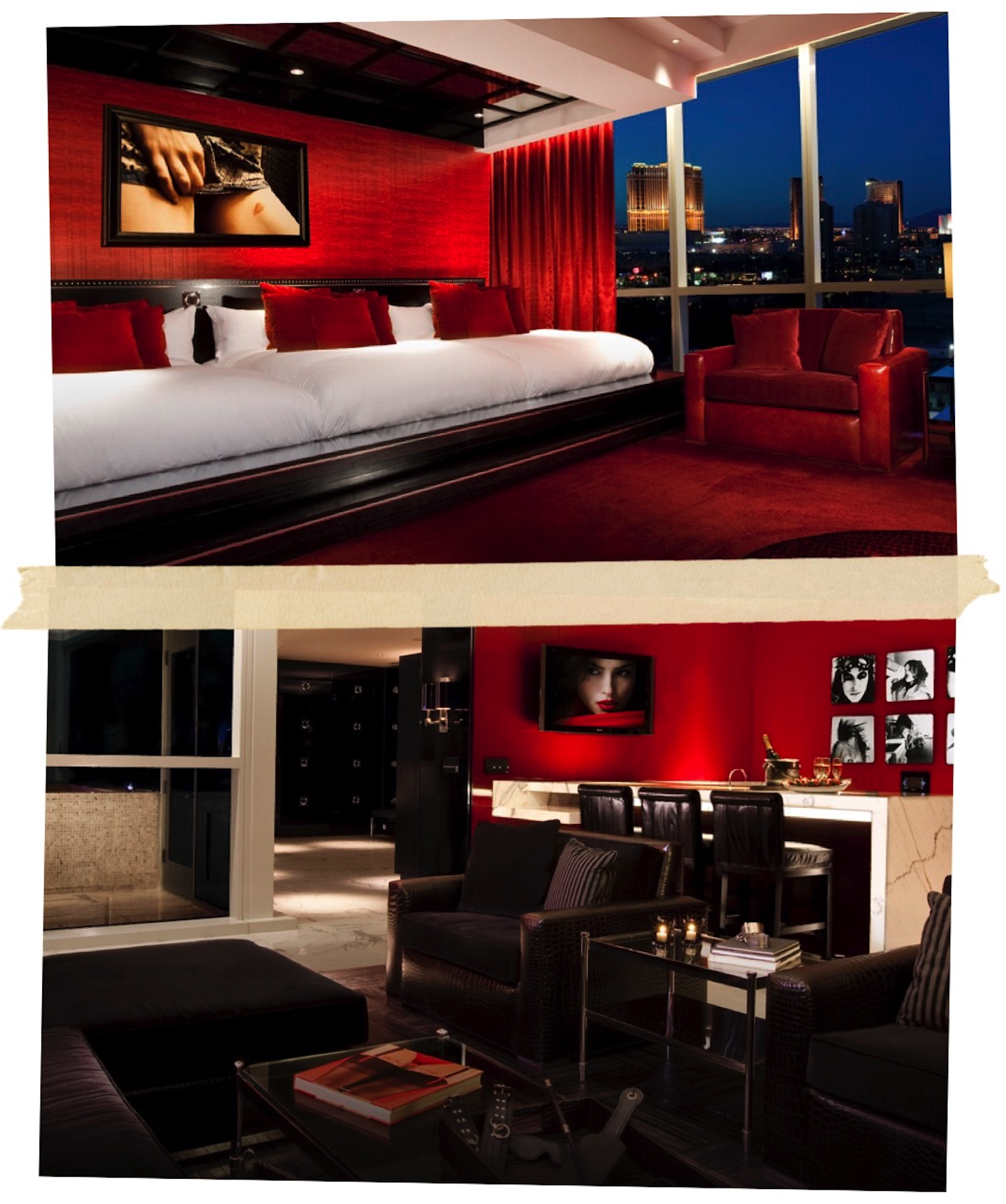 places to stay in las vegas - best las vegas hotels - list of las vegas hotels - best area to stay in las vegas - list of las vegas hotels - best places to stay in vegas on the strip - where to stay in vegas first time - which vegas hotel should i stay at - hard rock hotel - provocateur suite