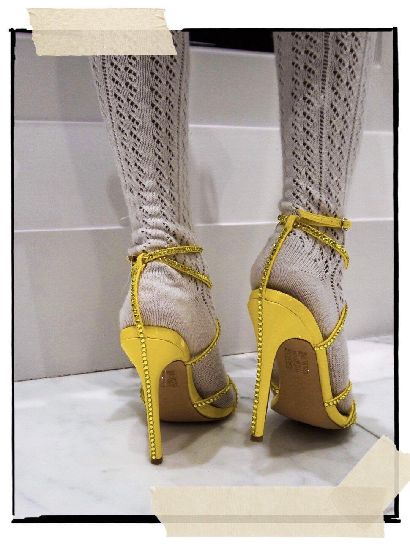 Shoes:   BTD