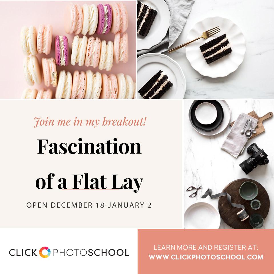 Flat Lay Photography