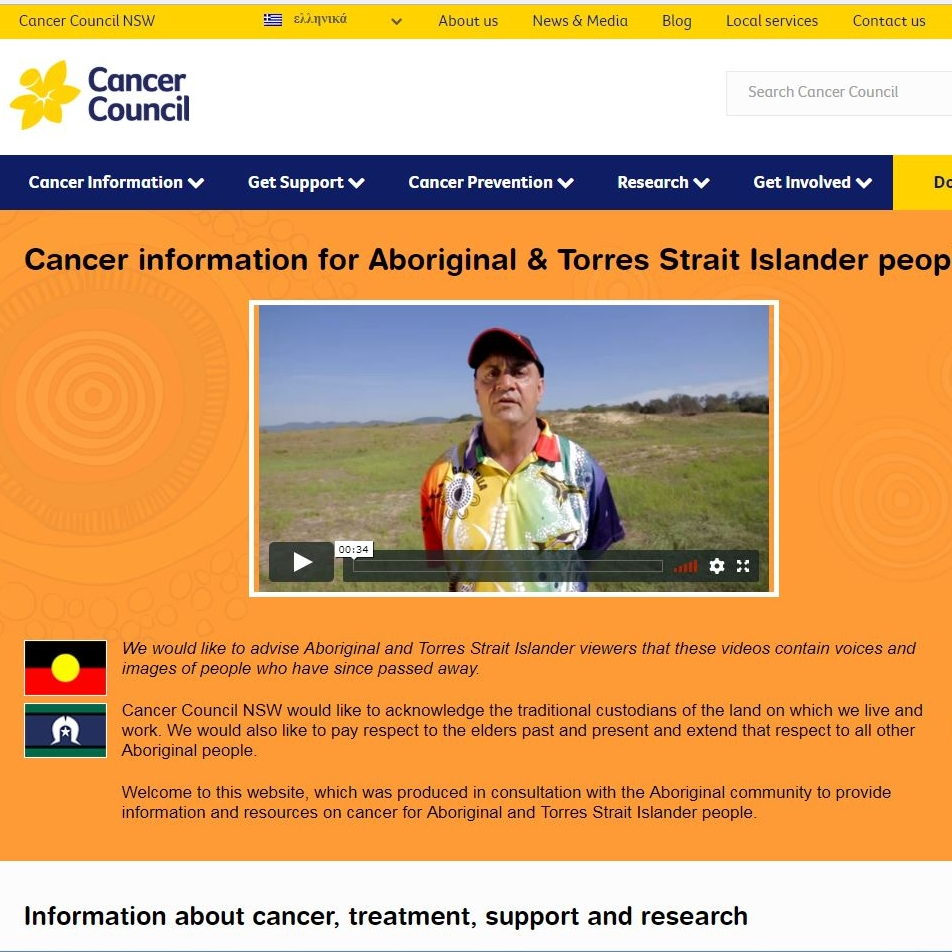 Cancer Council New South Wales