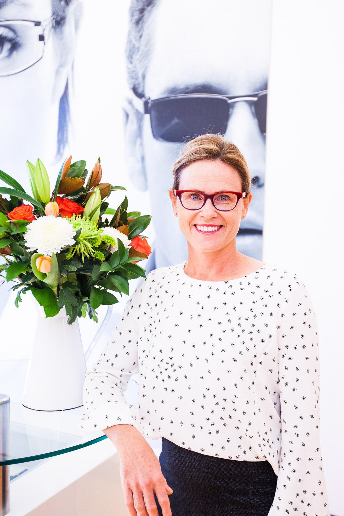 Elise Pocknee, Optometrist at Eyre Eye Centre
