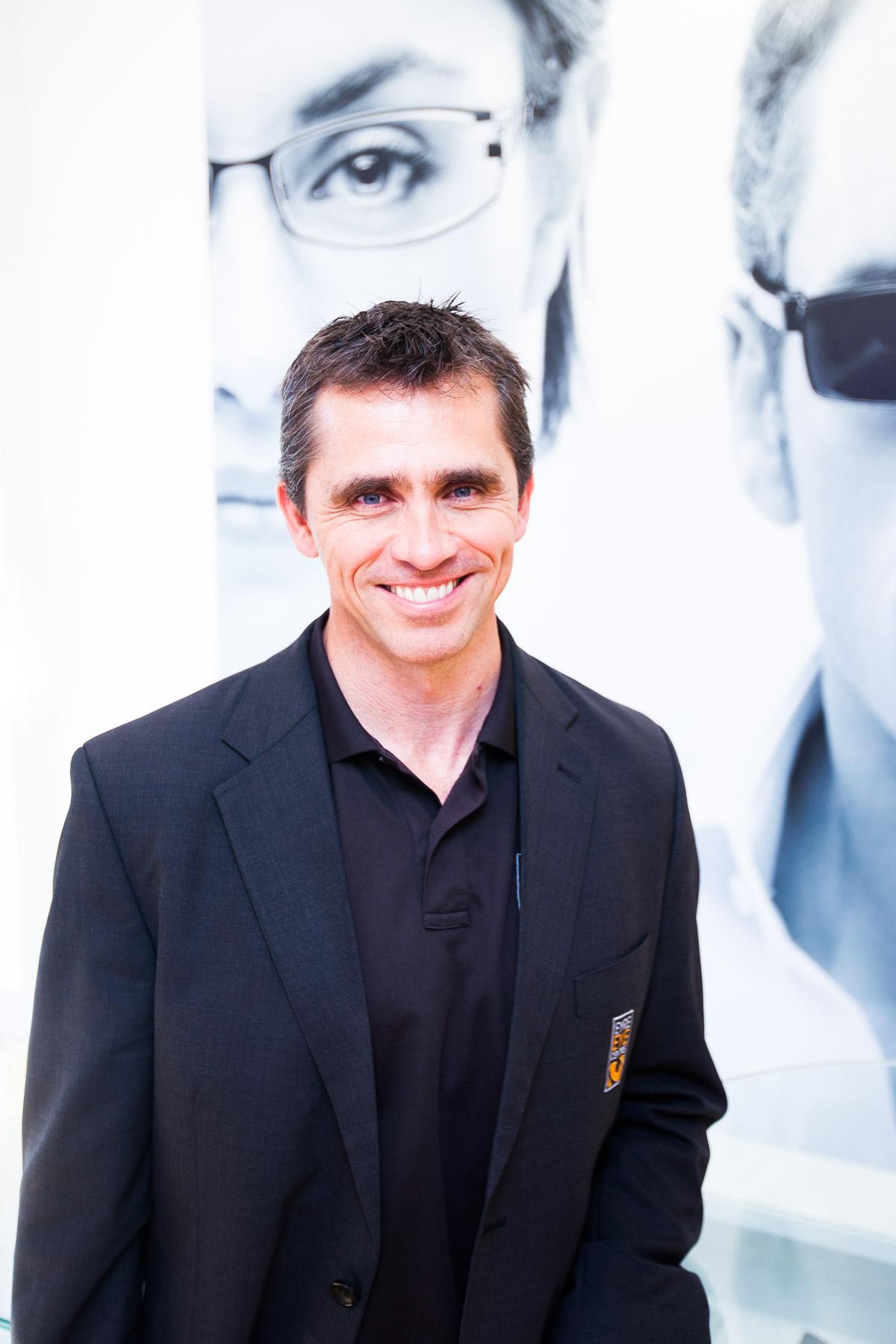 Craig Farmer, Optometrist at Eyre Eye Centre