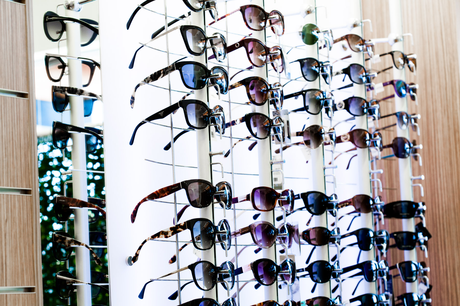 Sunglasses at Eyre Eye Centre