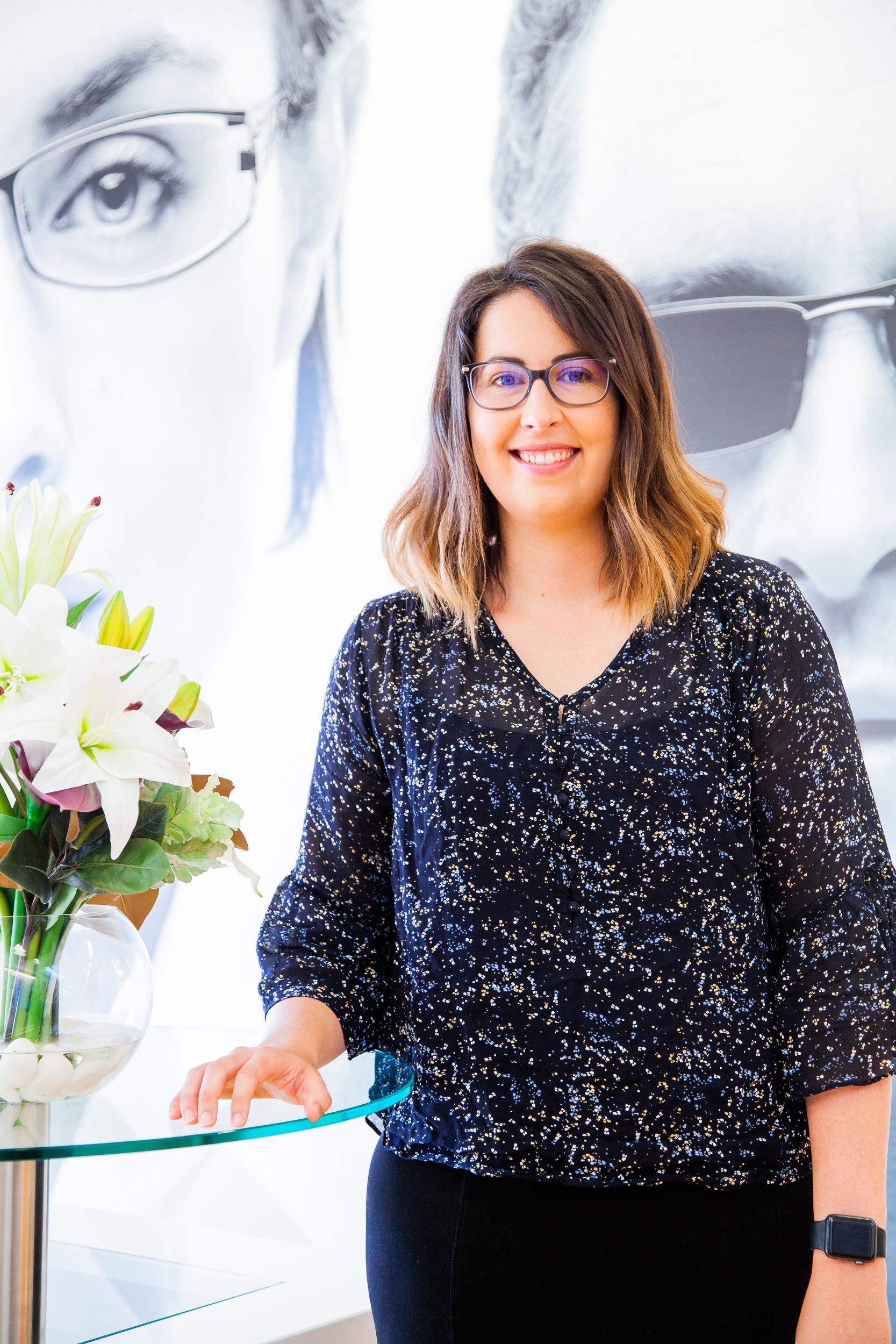 Hannah Stanley - Optometrist at Eyre Eye Centre
