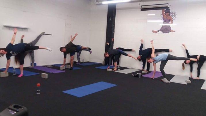 Yoga Warriors Studio