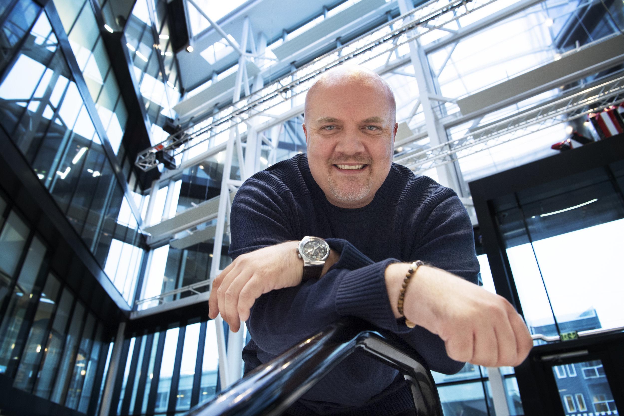 Erik Steigen Photo: Arne Ristesund (BA)
