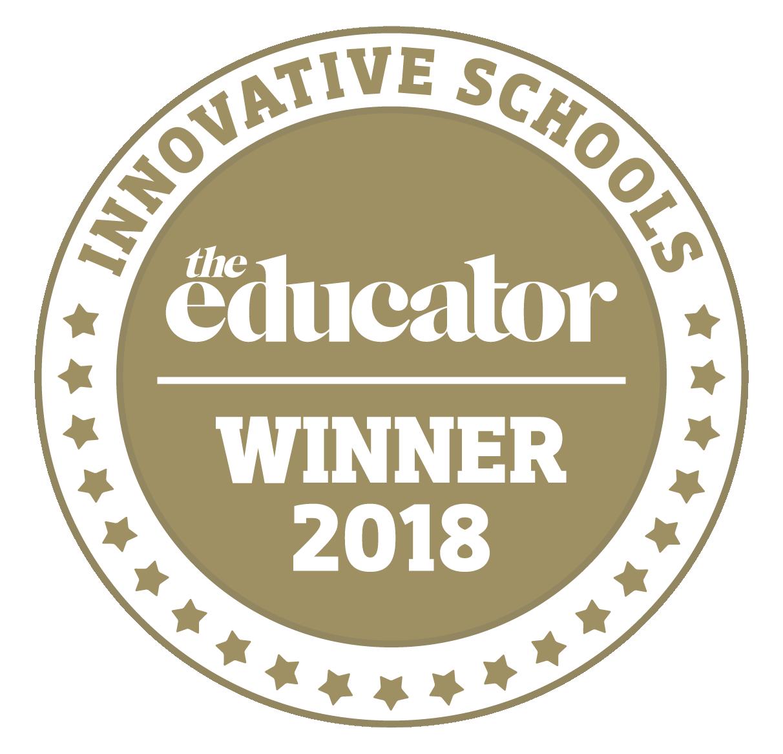 Innovative Schools 2018 Medal.jpg