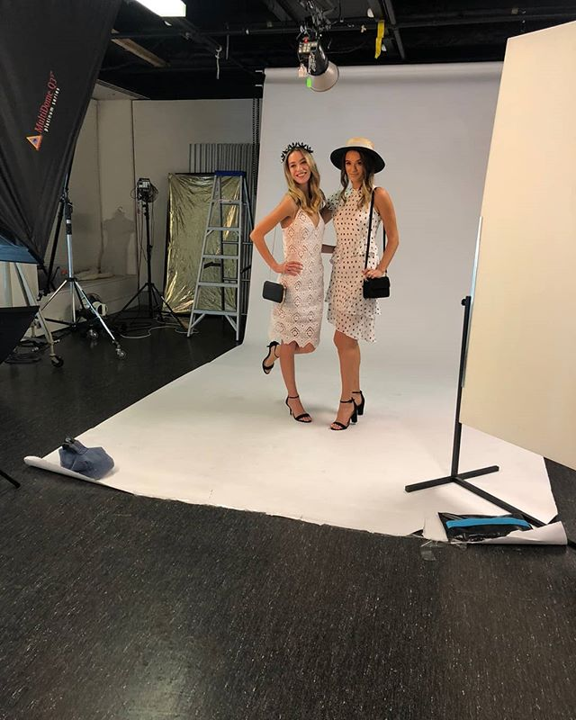 Need some last minute inspo for #derbyday? Check out these looks I styled last week for the #heraldsun for less than $500! You will be amazed at the bargains available to create a great look!