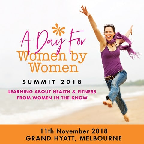 If you missed my post last week, check out this amazing event that I'm presenting at this Sunday 11th November at A Day for Women By Women held at the Grand Hyatt in Melbourne! Check out what I'm doing and all the other brilliant presenters here -http://www.womenshealthandfitnesssummit.com.au @adayforwomenbywomen, It's not too late to come! Can't wait to see you there!