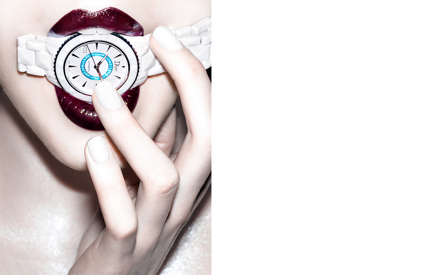 Dior Magazine WATCHES   CREATIVE DIRECTOR Fabien Baron MAKE UP Francelle Daly