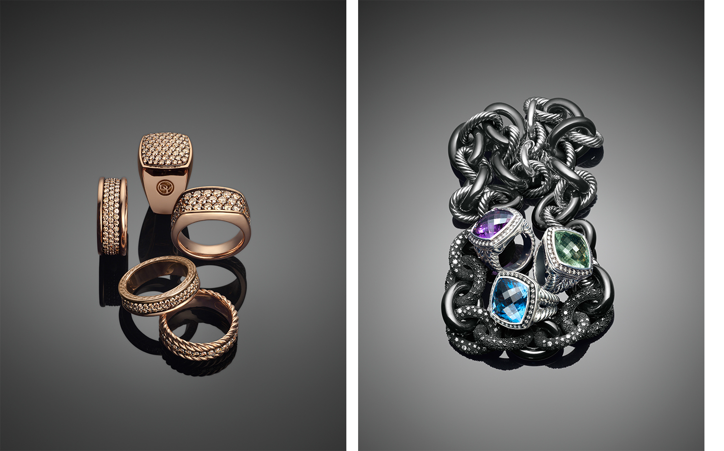 David Yurman   AGENCY Lipman CREATIVE DIRECTOR Amir Zia
