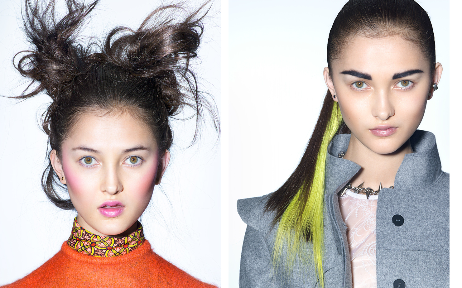 Teen Vogue BEAUTY ACADEMY   CREATIVE DIRECTOR Marie Suter FASHION EDITOR Gloria Baume