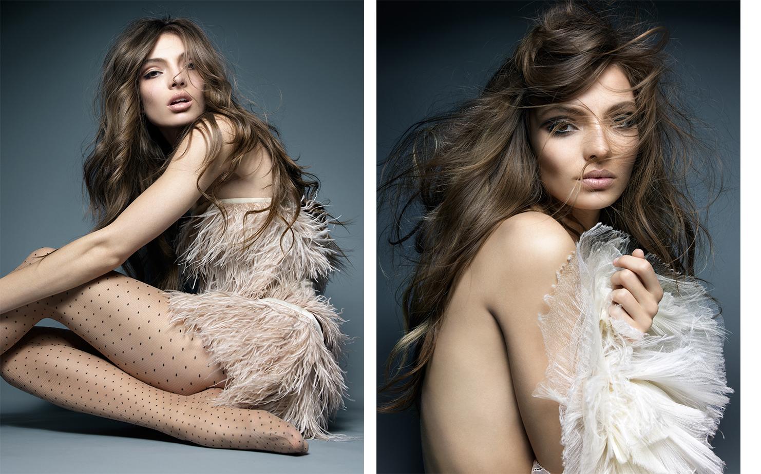 Vogue Japan HEAVENLY HAIR TO LOVELY LEGS   BEAUTY DIRECTOR Kathy Phillips FASHION DIRECTOR Tiina Laakkonen