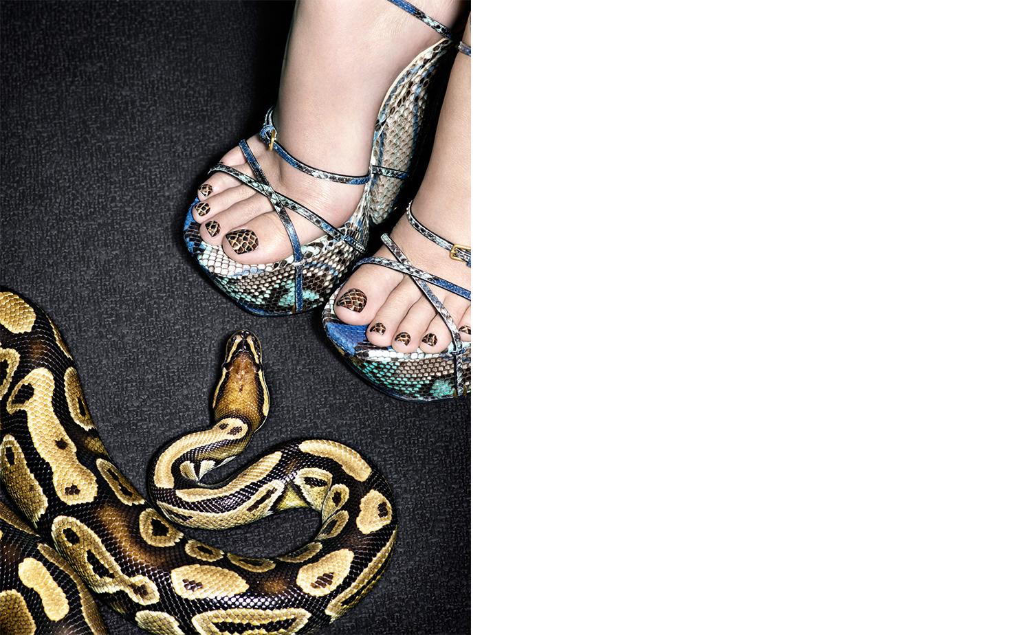 Vogue WILD THING   DESIGN DIRECTOR Raul Martinez BEAUTY EDITOR Sarah Brown