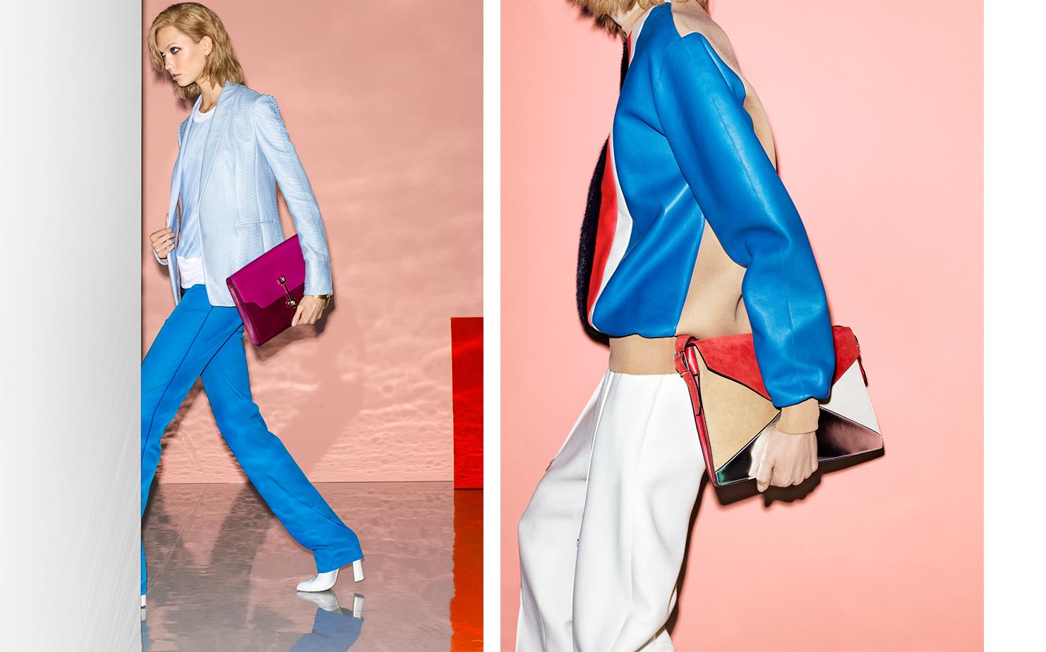 Vogue WHAT TO WEAR WHERE   FASHION EDITOR Elissa Santisi MODEL Karlie Kloss