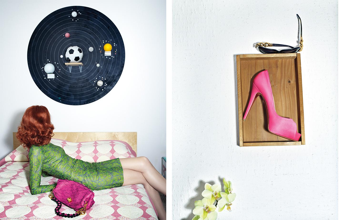 Vogue BRIGHTEN UP   FASHION EDITOR Elissa Santisi HAIR Gio Campora