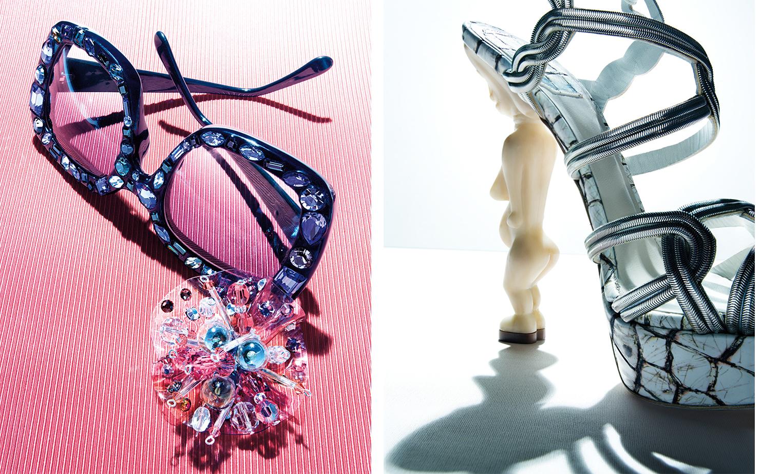 British Vogue POP CULTURE   CREATIVE DIRECTOR Robin Derrick FASHION EDITOR Miranda Almond