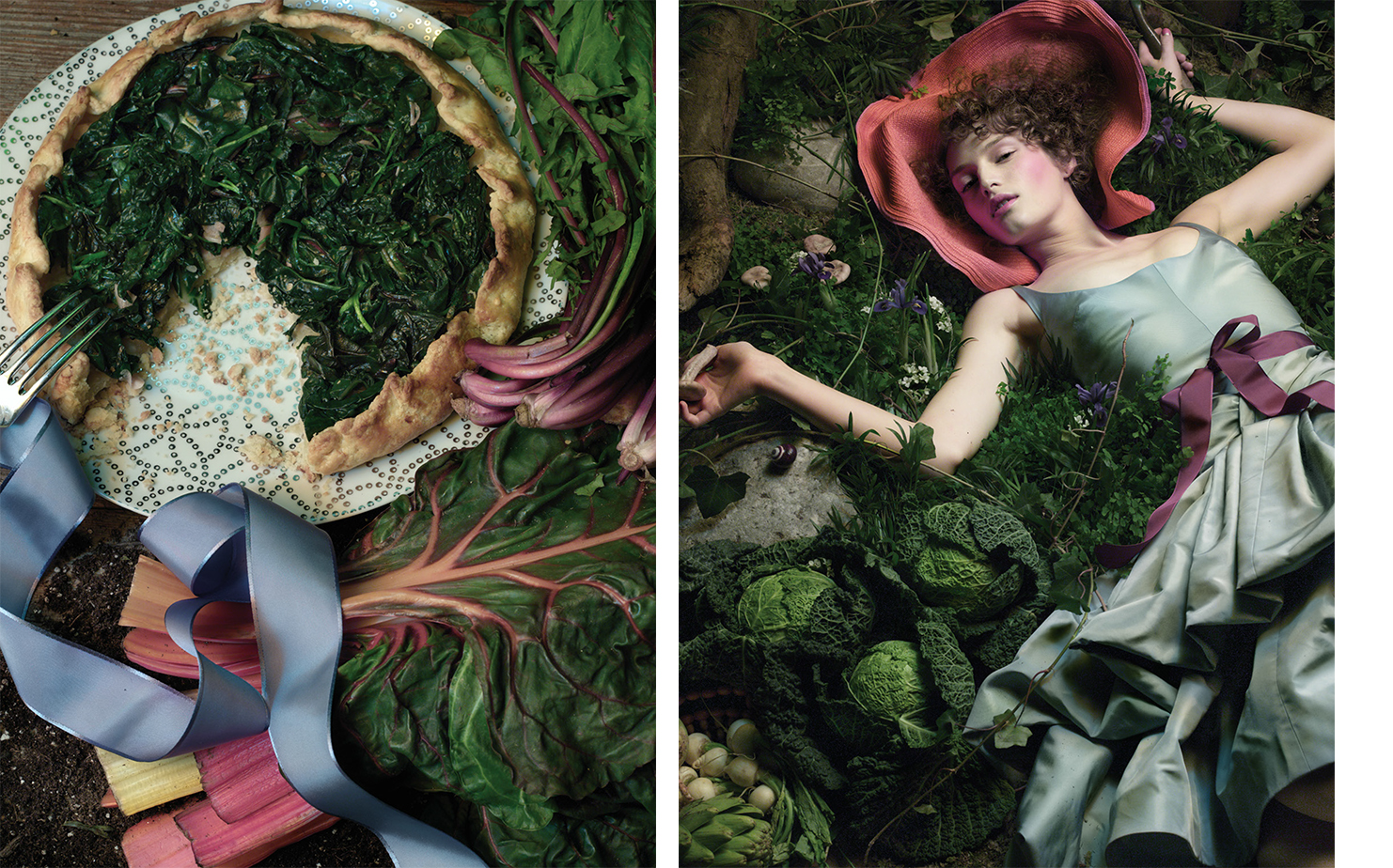 T Magazine TO MARKET   FASHION EDITOR Tiina Laakkonen SET DESIGN Charlie Welch
