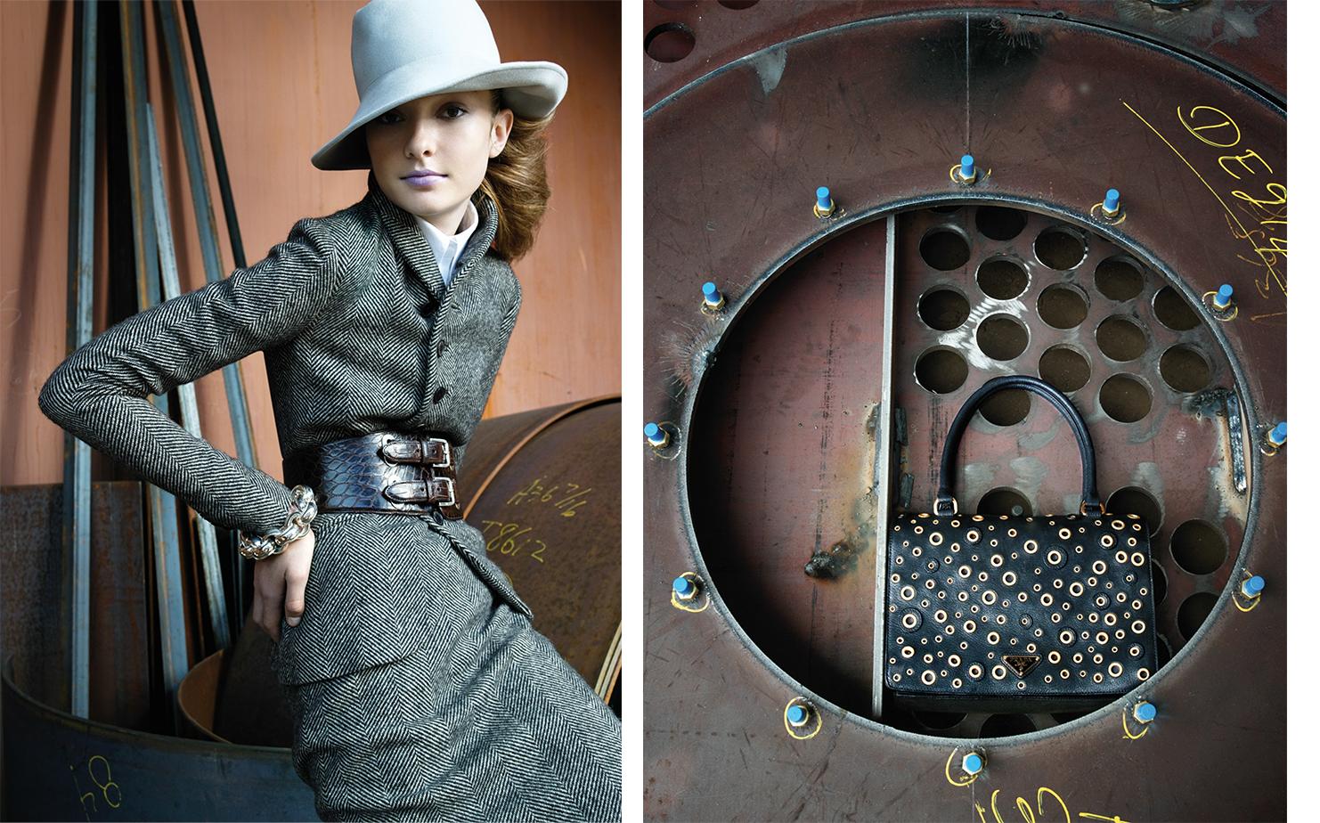 Vogue UNPUBLISHED   FASHION EDITOR Elissa Santisi MODEL Solange