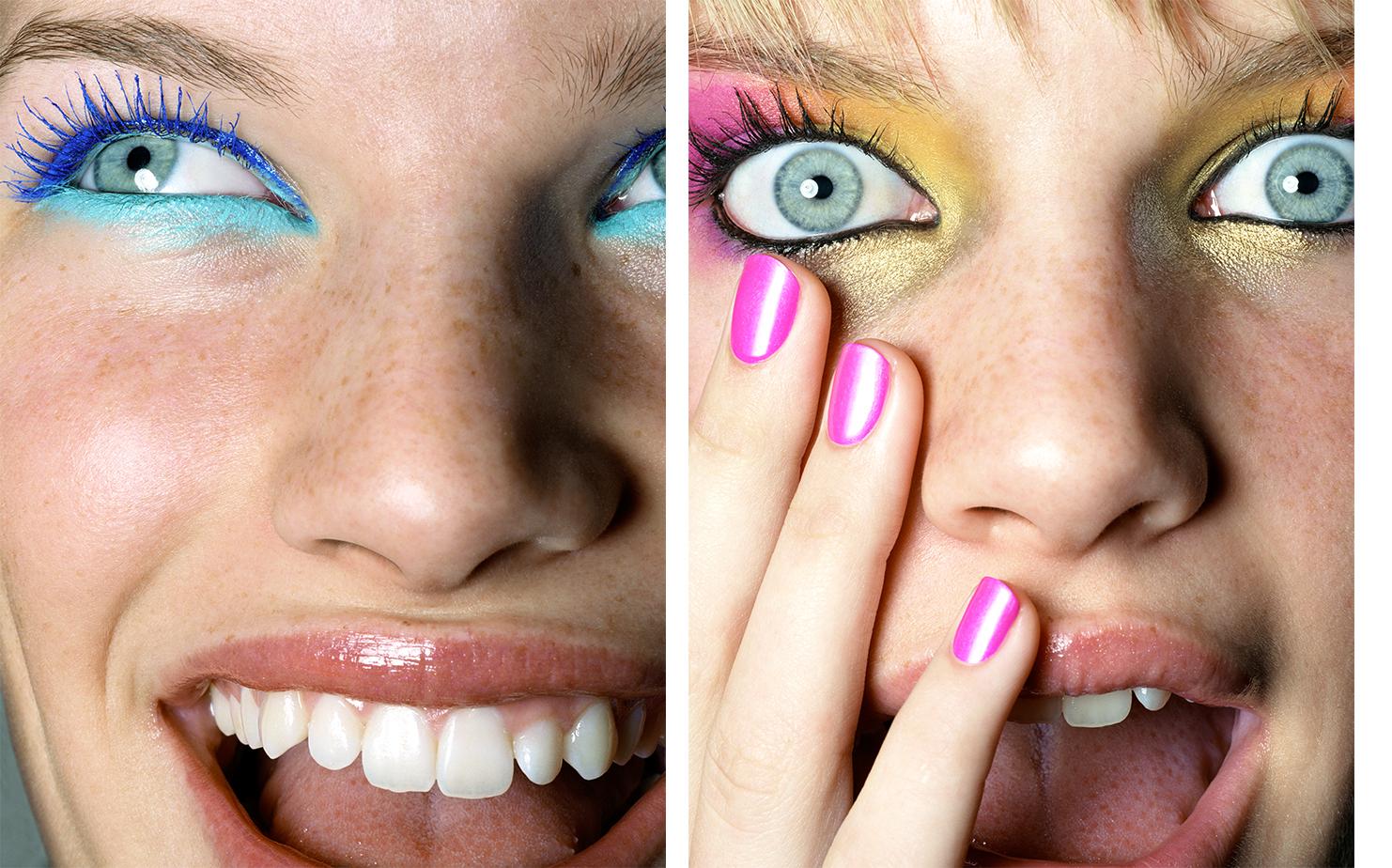 Teen Vogue PEEP SHOW   CREATIVE DIRECTOR Lina Kutsovskaya MAKE UP Christian McCulloch