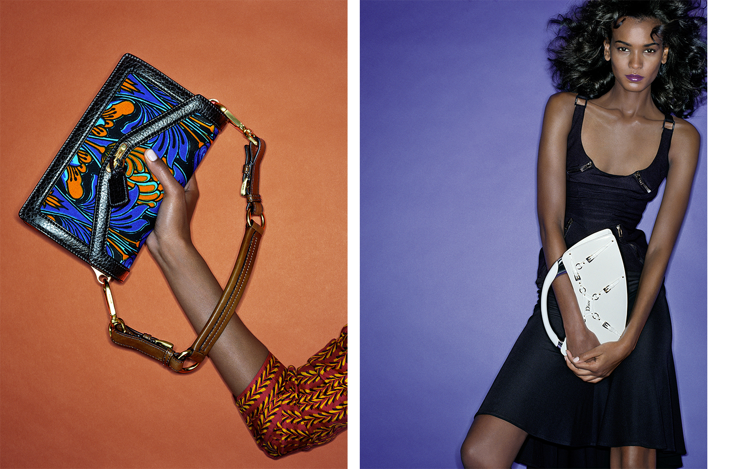 Vogue AMERICA'S MOST WANTED   FASHION EDITOR Elissa Santisi MODEL Liya Kebede