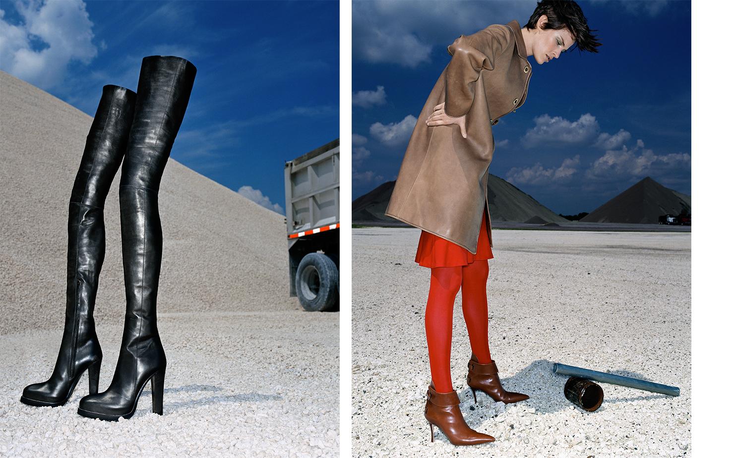 Vogue THE CHIC TWEAK   FASHION EDITOR Elissa Santisi MAKE UP Romy Soleimani