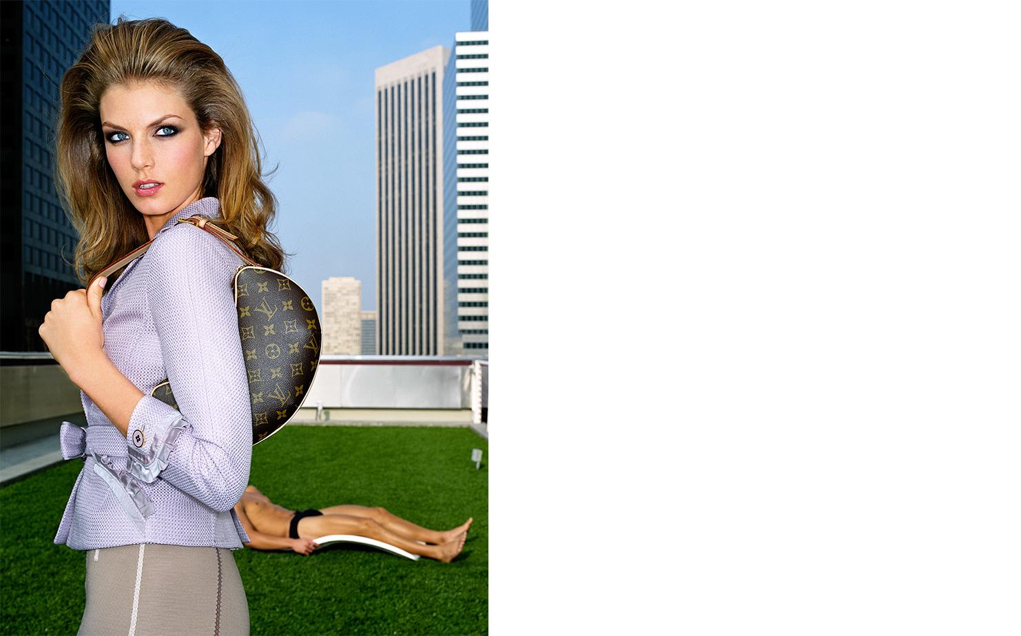 Louis Vuitton   AGENCY Betc CREATIVE DIRECTOR Bernard Guillon