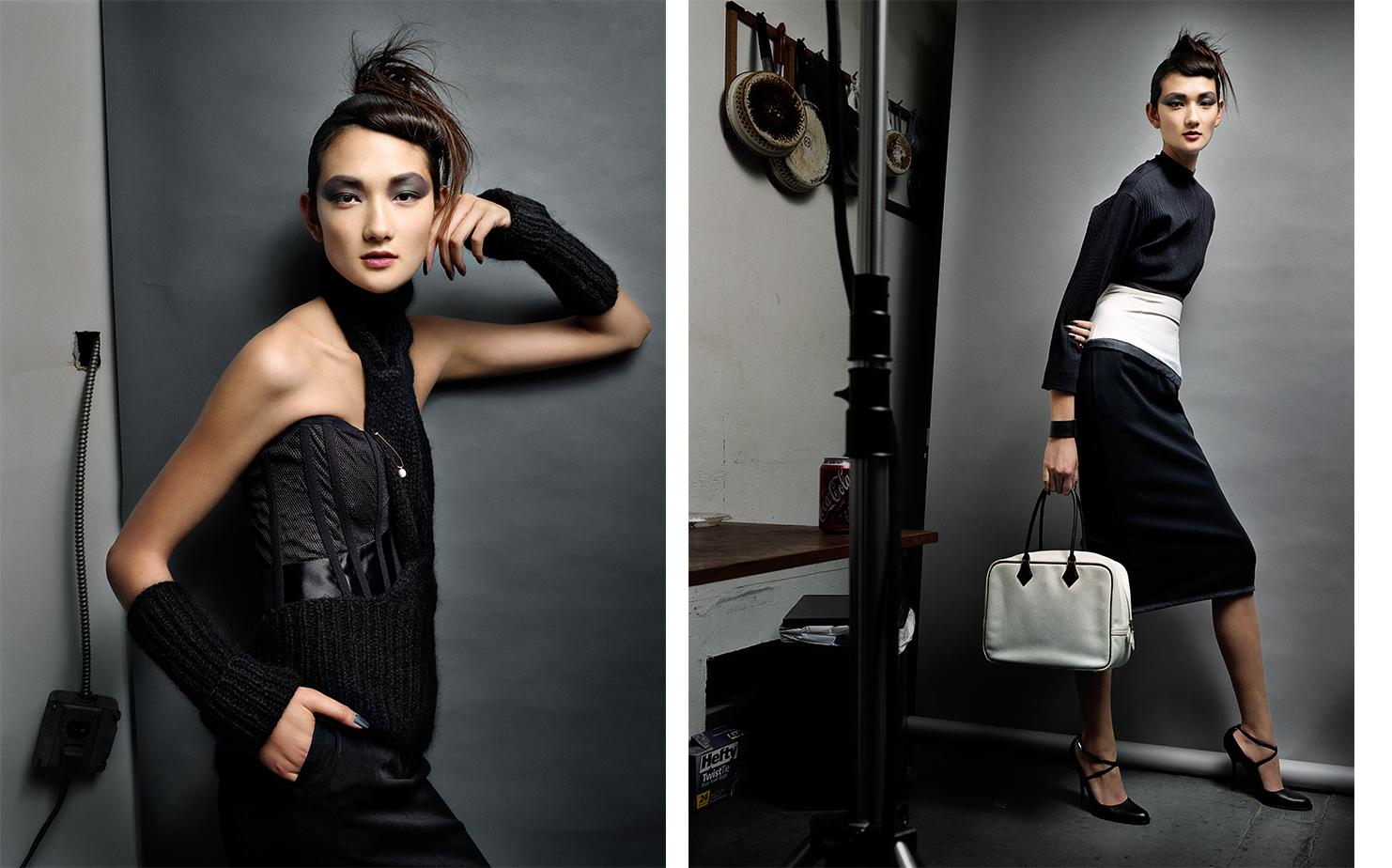 Vogue Japan FORMAL AFFAIR   FASHION EDITOR Tiina Laakkonen MODEL Ai Tominaga