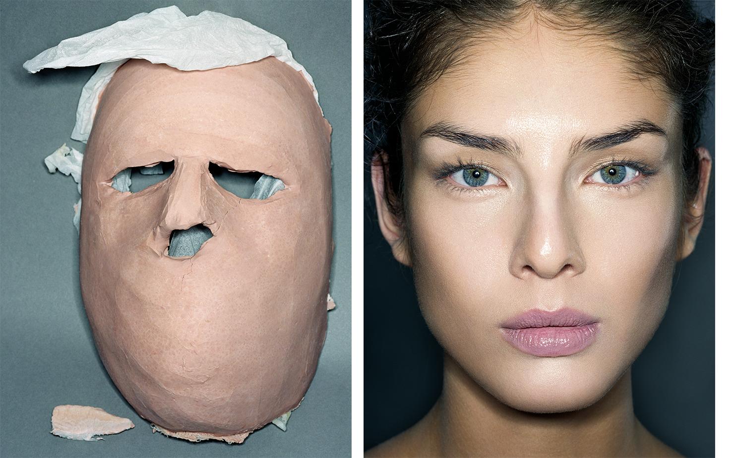 Vogue Germany   SITTINGS EDITOR Susanne Kolmel MODEL Liliana Dominguez