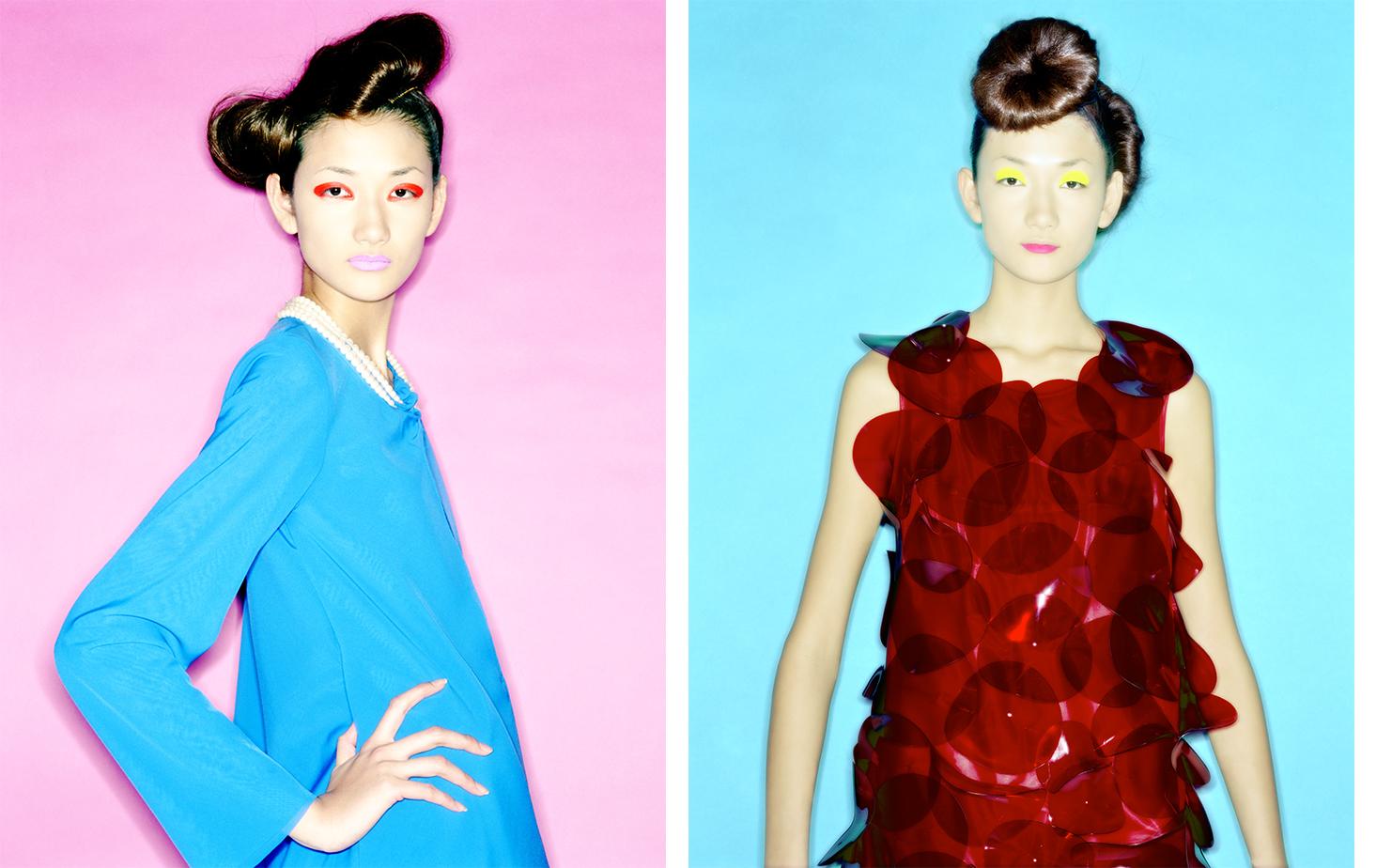Vogue Japan TOKYO POP PART II   FASHION EDITOR Tiina Laakkonen MAKE UP Fulvia Farolfi