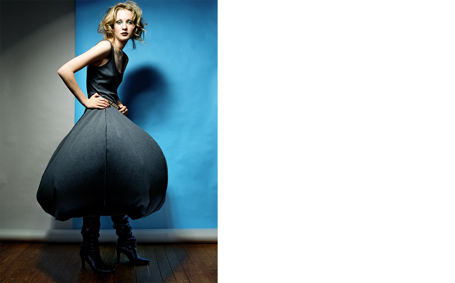 Vogue Japan LARGER THAN LIFE   FASHION EDITOR Tiina Laakkonen MAKE UP Lisa Eldridge