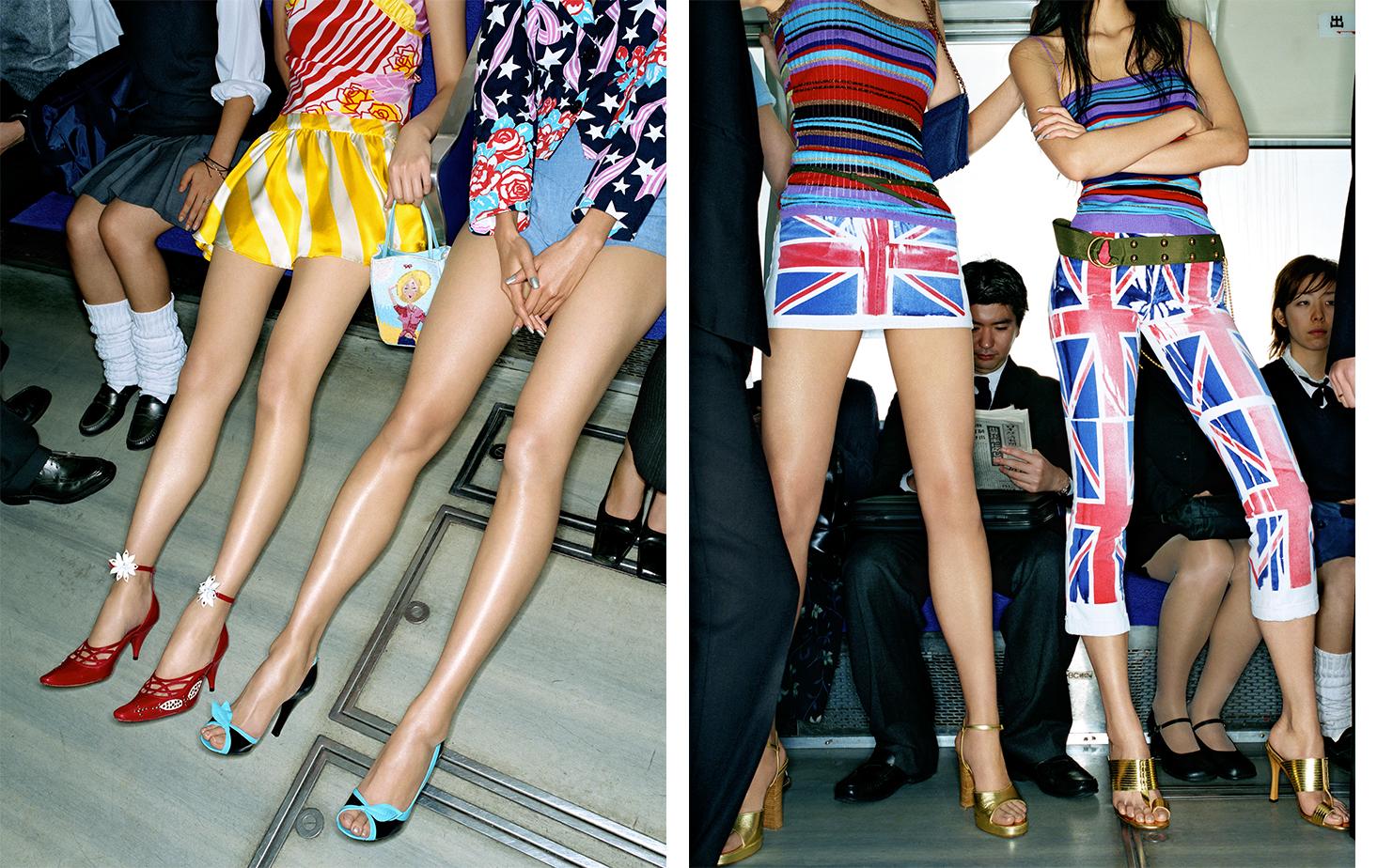 Vogue Japan TOKYO POP PART I   FASHION EDITOR Ako Tanaka CREATIVE DIRECTOR Debbie Smith