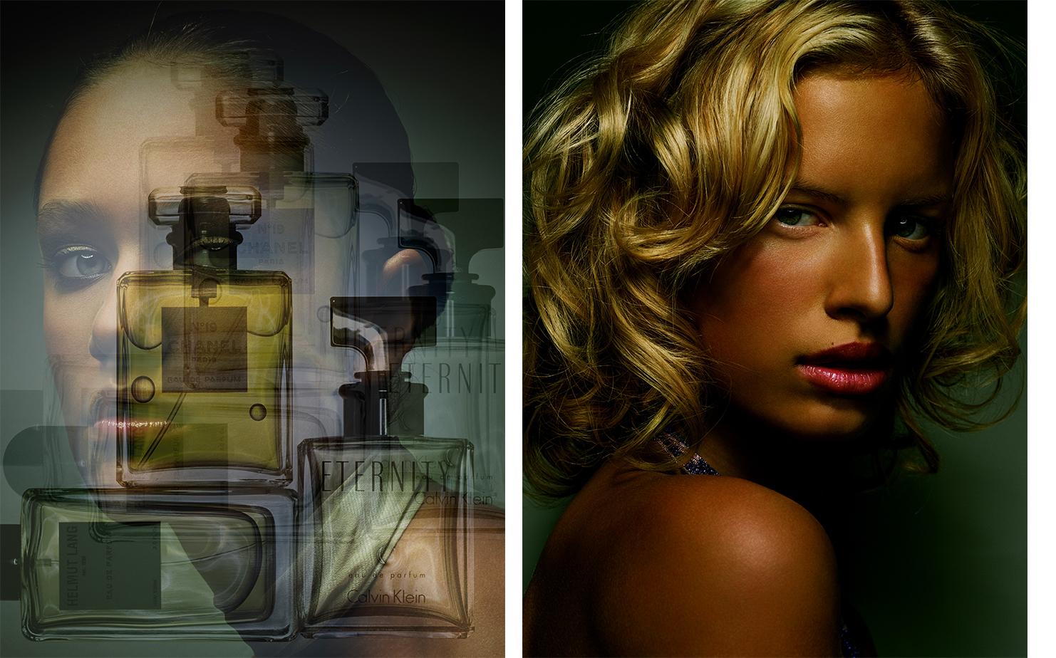 Vogue Germany DUFT-PSYCHOGRAMM   FASHION EDITOR Susanne Kölmel MAKE UP Fulvia Farolfi