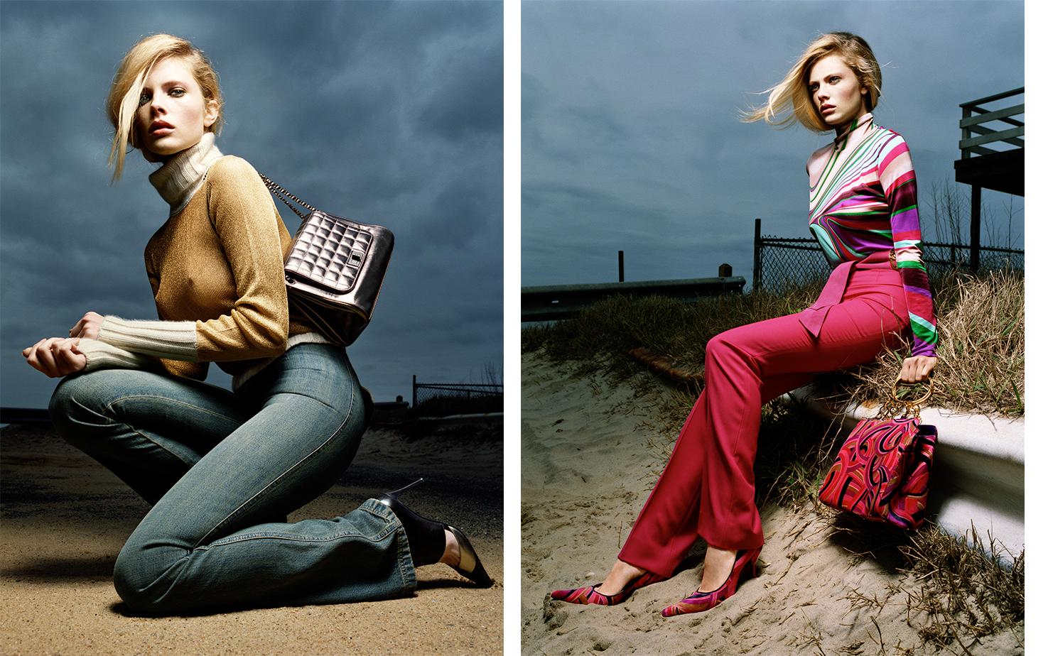 Vogue Paris DEPENDANCES   FASHION EDITOR Caroline Van der Voort ART DIRECTOR Donald Schneider