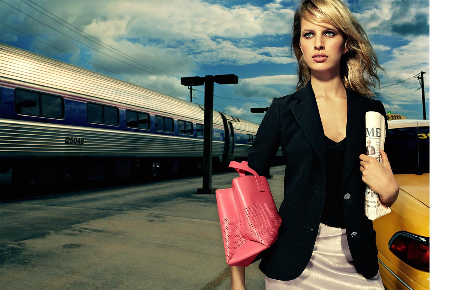 Vogue SAY IT LOUD   FASHION EDITOR Elissa Santisi MODEL Karolina Kurkova
