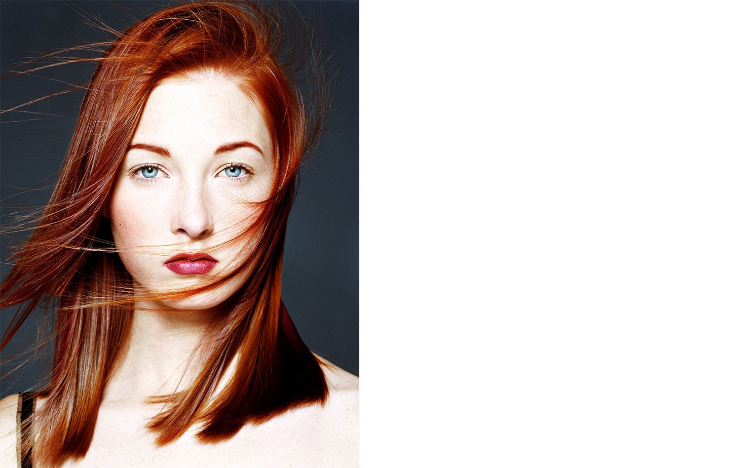 Harper's Bazaar THE CULT OF COLOR   FASHION EDITOR Robin Raskin MODEL Maggie Rizer