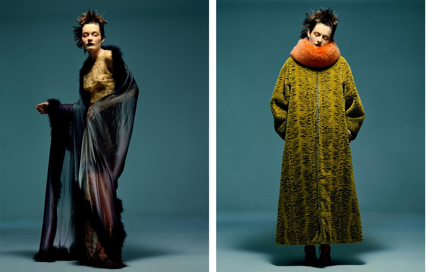Vogue Paris COMME EN 14   FASHION EDITOR Debra Scherer ART DIRECTOR Donald Schneider