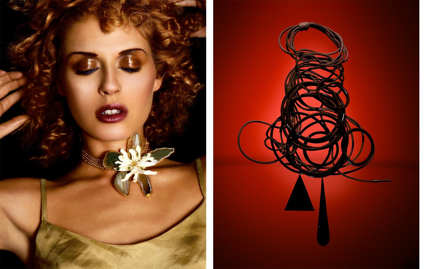 British Vogue EARTHY SENSUALITY   FASHION EDITOR Tiina Laakkonen MODEL Annie Morton