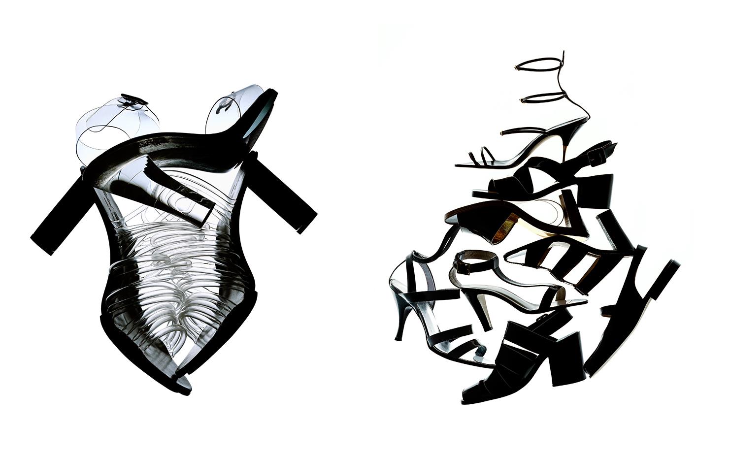 Harper's Bazaar   FOOTNOTES   FASHION EDITOR Elissa Santisi CREATIVE DIRECTOR Fabien Baron