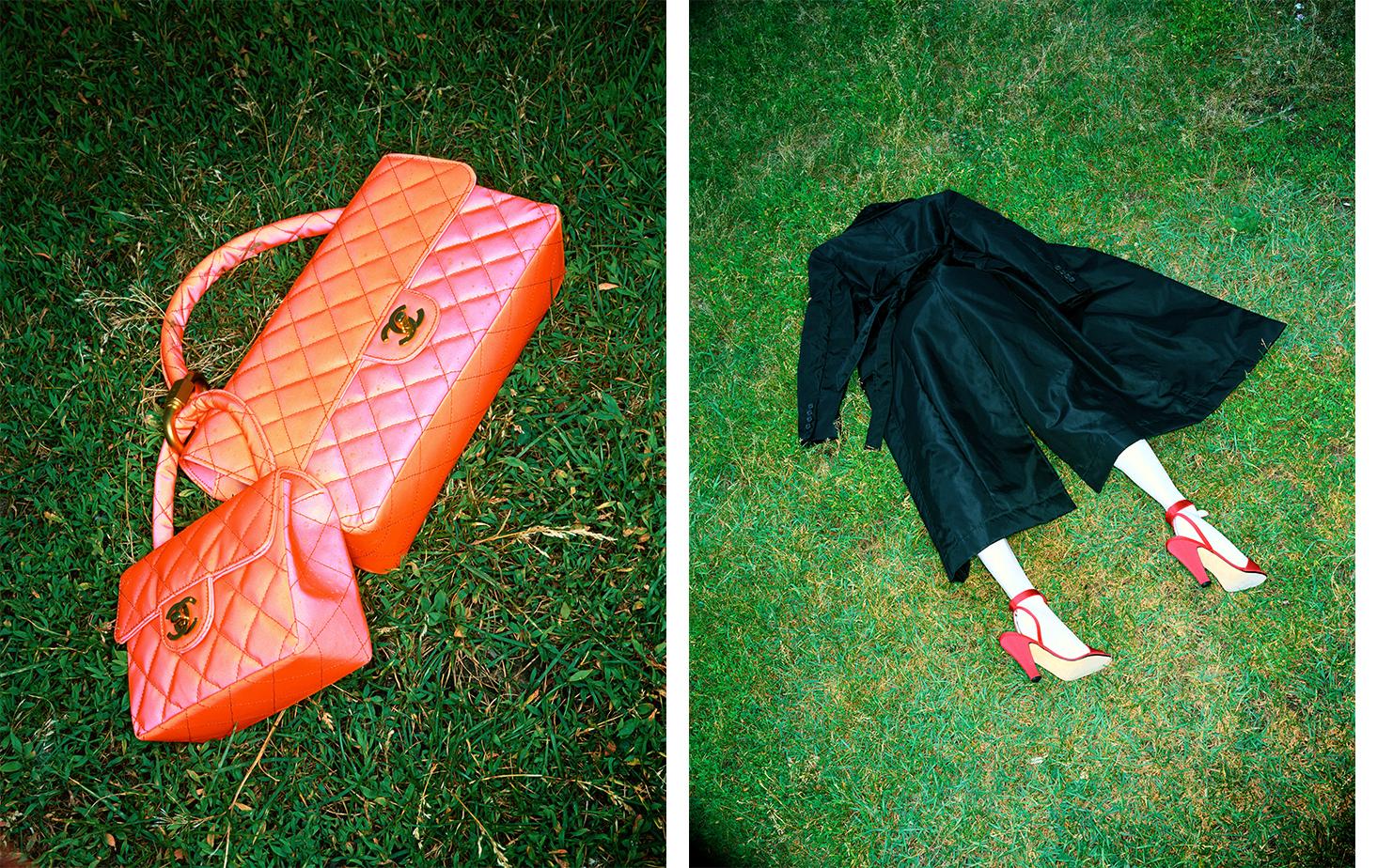 Harper's Bazaar   ACCESSORIES TO THE CRIME   FASHION EDITOR Elissa Santisi CREATIVE DIRECTOR Fabien Baron
